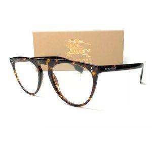 Burberry Men's Dark Havana Eyeglasses!